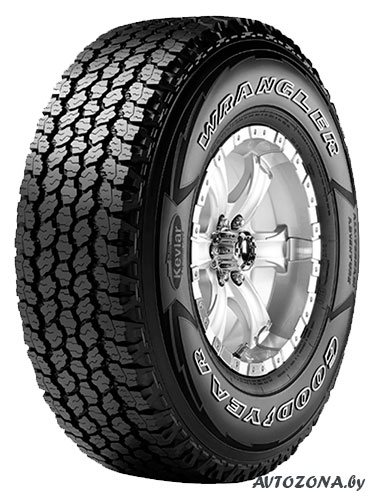 Goodyear Wrangler All-Terrain Adventure 235/70R16 109T