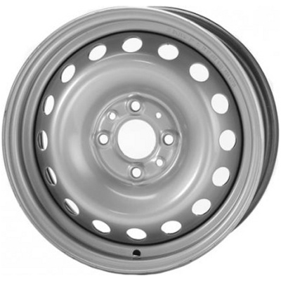 "Magnetto Wheels 14005-S 14x5,5"" 4x100мм DIA 57,1мм ET 35мм S"