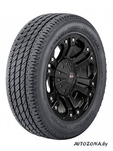 Nitto Dura Grappler Highway Terrain 255/55R18 109V